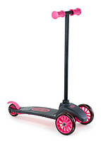 Little Tikes Самокат трехколесный розовый Lean To Turn Scooter pink