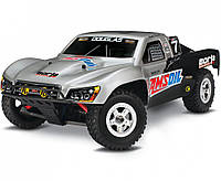Автомобиль Traxxas Slash Short Course 1:16 RTR 356 мм 4WD 2,4 ГГц (70054-1 Silver)