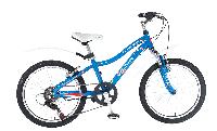 "Велосипед Cyclone Fantasy 20"" / рама 11"" (синий)"