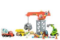 Игровой набор Keenway Строительные и дорожные работы (12132)