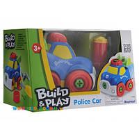 Конструктор Build & Play Полицейская машина Keenway 11936