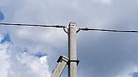 Установка столбов освещения, опор линий электропередач, фото 1