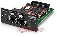 Yamaha NY64D Плата расширения Dante для цифровых консолей TF-серии