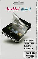 Nokia 308, глянцевая пленка 309 Asha