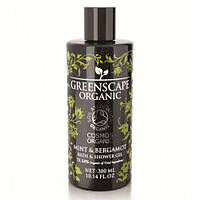 "Гель для душа ""Мята и бергамот"", линия Greenscape Organic, The Somerset Toiletry Company, 300ml"