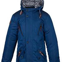 Куртка демисезонная,парка для мальчика,рост 110-122см