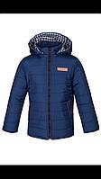 Демисезонная куртка для мальчика,рост 92-104см