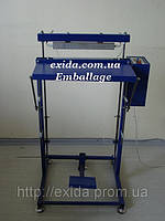 Напольный термоимпульсный запайщик ЗПИ-500-2000Ш (Украина)