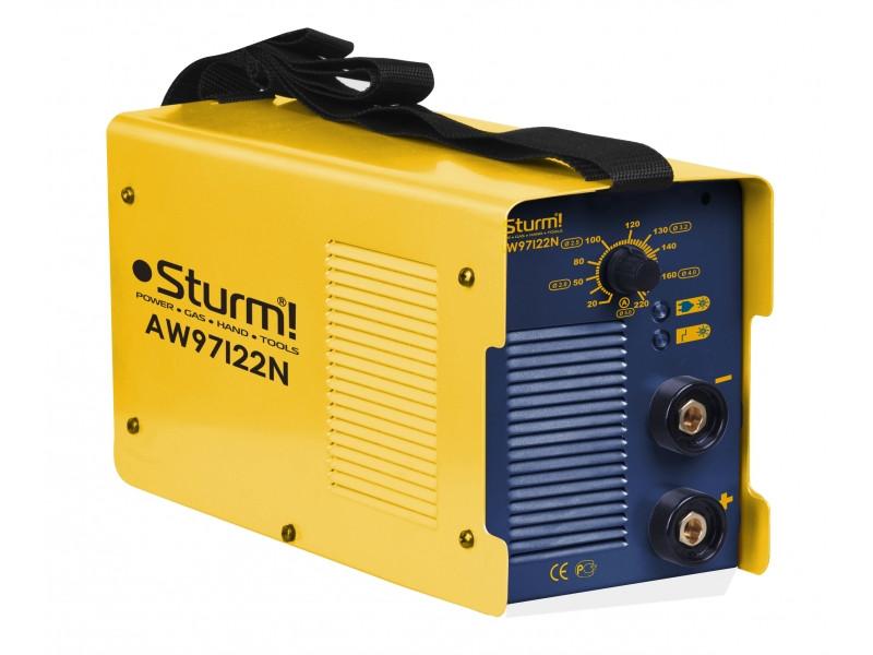 Сварочный аппарат-инвертор Sturm AW97I22N