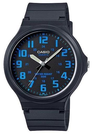 Наручные мужские часы Casio MW-240-2BVDF оригинал