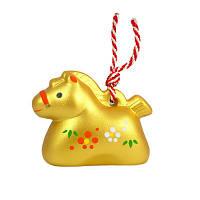 Лошадка «Золотой колокольчик счастья»