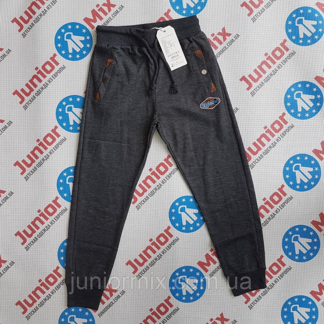 Оптом спортивные подростковые штаны для мальчика на манжете GRACE