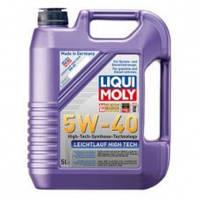Liqui Moly Leichtlauf High Tech 5W-40, 5л.(8029)