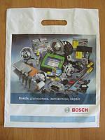 Пакеты полиэтиленовые с вырубной ручкой Bosch