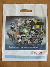 Пакети поліетиленові з вирубний ручкою Bosch