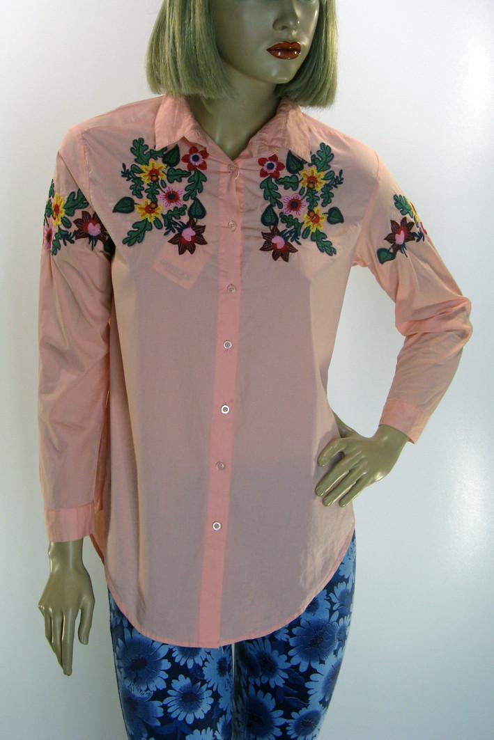 Жіноча сорочка з вишивкою Comlex