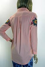 Жіноча сорочка з вишивкою Comlex, фото 3