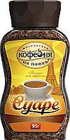 """Кофе  """"Московская кофейня на паяхъ"""" Суаре  95г. с/б"""