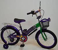 """Велосипед двухколесный Rueda Gallop 20"""" BI"""