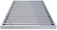 Дюралюминиевая решетка для внутрипольных конвекторов  POLVAX 3000х230