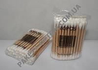 Ушные палочки деревянные 80 шт
