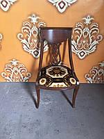 Оригинальный деревянный стул, Италия