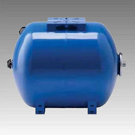 Гідроакумулятор для систем водопостачання AQUASYSTEM VAO 80 горизонтальний