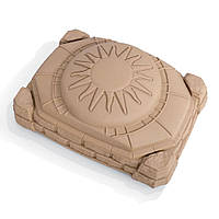 """Детская песочница """"Солнечная"""" - Step 2 - США- с крышкой и вместительная"""