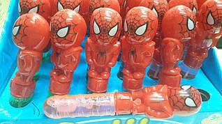 Мыльные пузыри/Мин.заказ 6шт/в уп.24шт/Человек паук