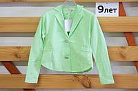 Трикотажный пиджак для девочки Gaialuna