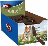 2742 Trixie Premio Picknicks сосиски с дичью для собак, 8гр/200шт