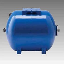 Гідроакумулятор для систем водопостачання горизонтальний AQUASYSTEM VAO 24