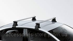 Поперечные рейлинги Audi A6/S6 Limousine