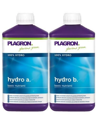 PLAGRON Hydro A&B 1L удобрение для гидропоники. Оригинал. Нидерланды.