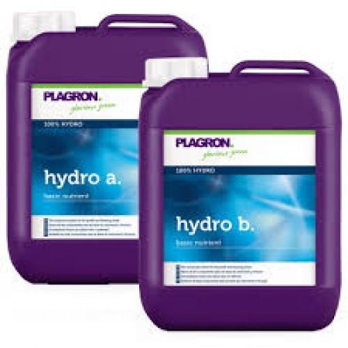 PLAGRON Hydro A&B 5L удобрение для гидропоники. Оригинал. Нидерланды.