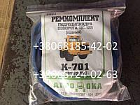 Ремкомплект гидроцилиндра поворота ЦС-125 (полный)