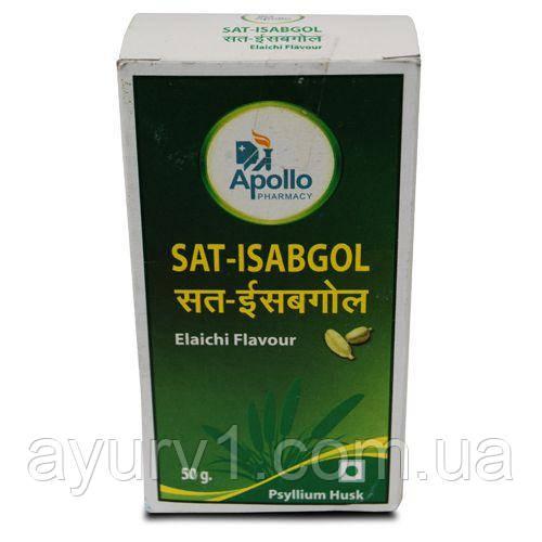 Apollo Pharmacy Sat Isabgol 200 гр