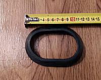 Резиновый уплотнитель овальный 120мм*80мм под тэны с большим овальным фланцем для бойлеров Ariston (оригинал)