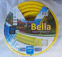 """Шланг  для полива армированный  нитью Бэлла (BELLA), - 3/4"""" (19мм), длина 30м."""