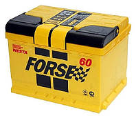 Аккумулятор Forse 6СТ-60АзЕ левый +