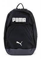 Рюкзак спортивный PUMA Essential Backpack Black-White 074382 01 пума, фото 1