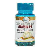 Витамин Д3 / Apollo Pharmacy Vitamin D3 2000 I.U 30 кап