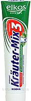 Зубная паста Elkos Krauter-Mix-3 ( с лечебными травами) Германия 125г