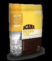 Acana PUPPY & JUNIOR - корм для щенков средних пород Heritage Formula 70/30/0  11.4 кг.