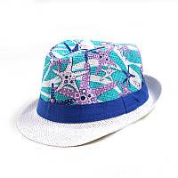 "Шляпа для ребенка ""Морские звезды"""