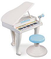 """Музыкальная игрушка """"Рояль"""" (белый) (2105), Weina"""