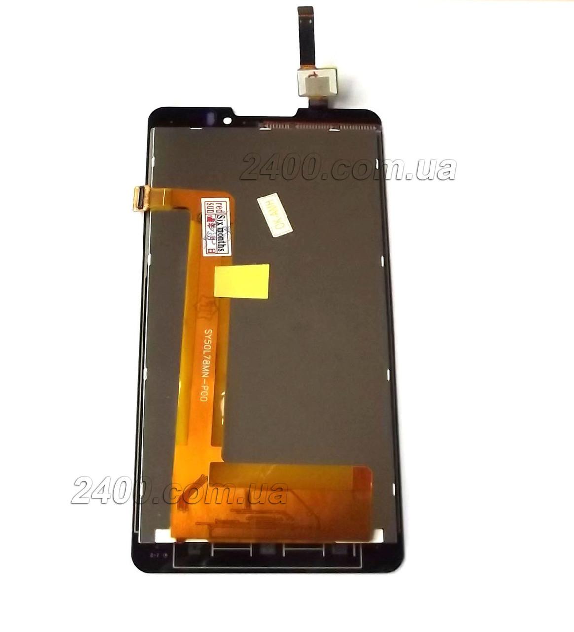 Сенсор +дисплей, модуль Lenovo P 780