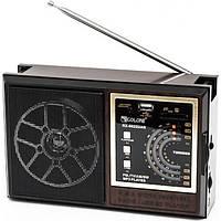 Портативный радиоприемник Golon RX-9922UAR (FM+MP3 / USB+SD)