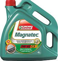 Масло моторное Castrol Magnatec 5W-40 C3 4L