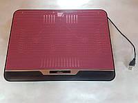 Охлаждающая подставка для ноутбука Notebook Cooler Hongtai 2088